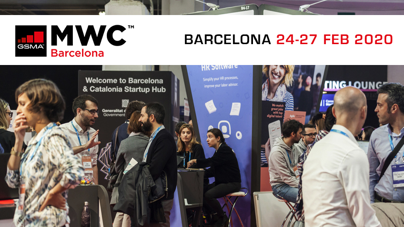 Vols tenir un estand al Mobile World Congress o al 4YFN?