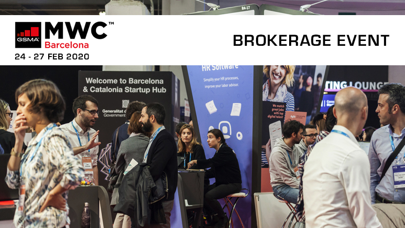 Brokerage Event del Mobile World Congress 2020