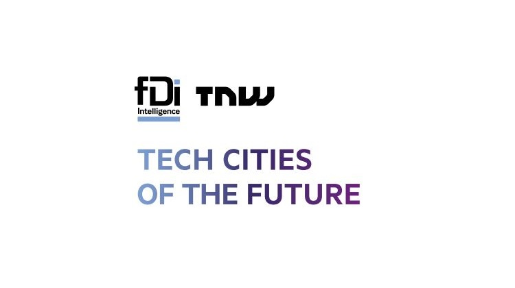 Tech cities of the future