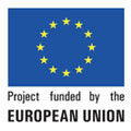 Logotip de Project Funded by the European Union