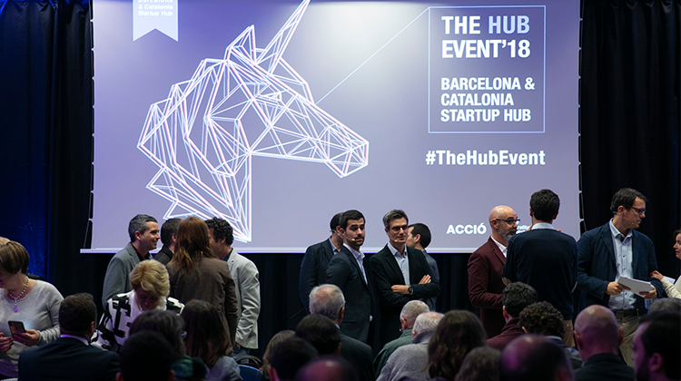 The Hub Event 2018