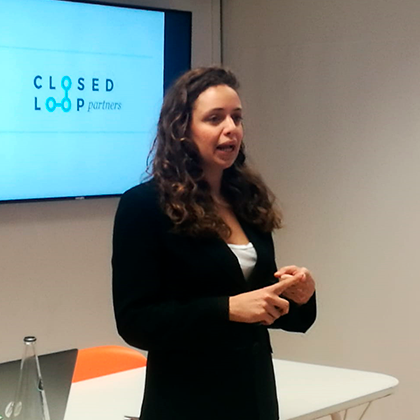Danielle Joseph, Investment Officer de Closed Loop Ventures