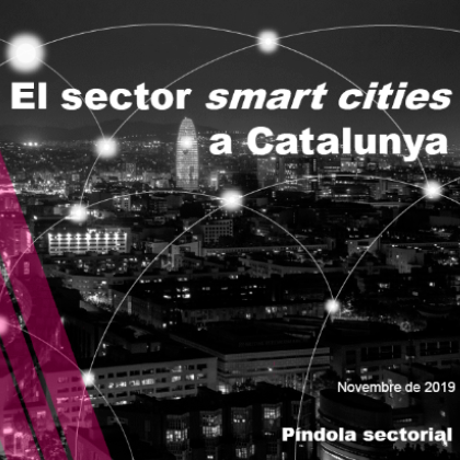 El sector smart cities a Catalunya